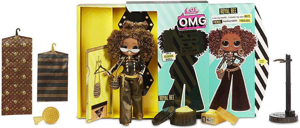 L.O.L Surprise! O.M.G. Doll Royal Bee