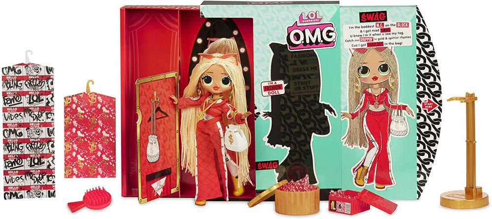 L.O.L Surprise O.M.G Doll Swag
