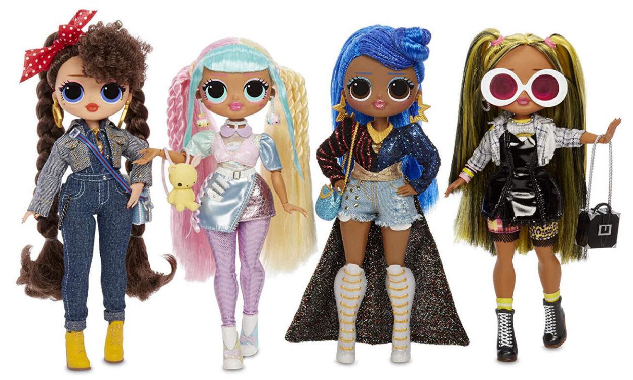 L.O.L. Surprise! OMG Dolls Series 2