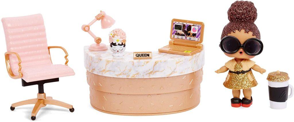 LOL Surprise School Office with Boss Queen