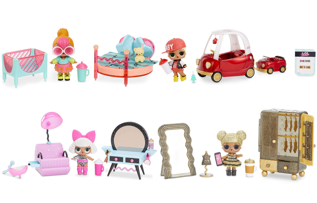 LOL Surprise Furniture with Doll Series 1