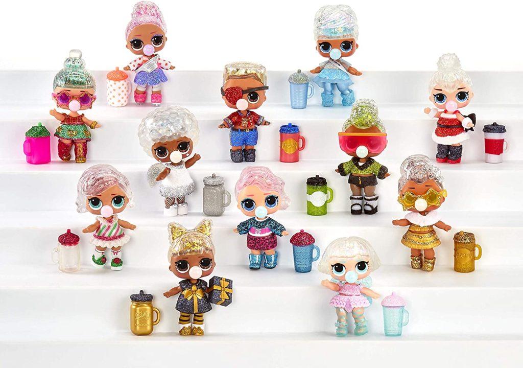 LOL Surprise GLitter Globe Dolls