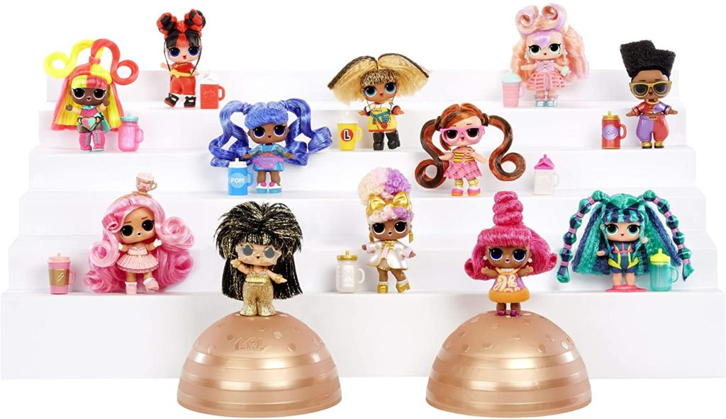 L.O.L. Surprise! Hairvibes Dolls