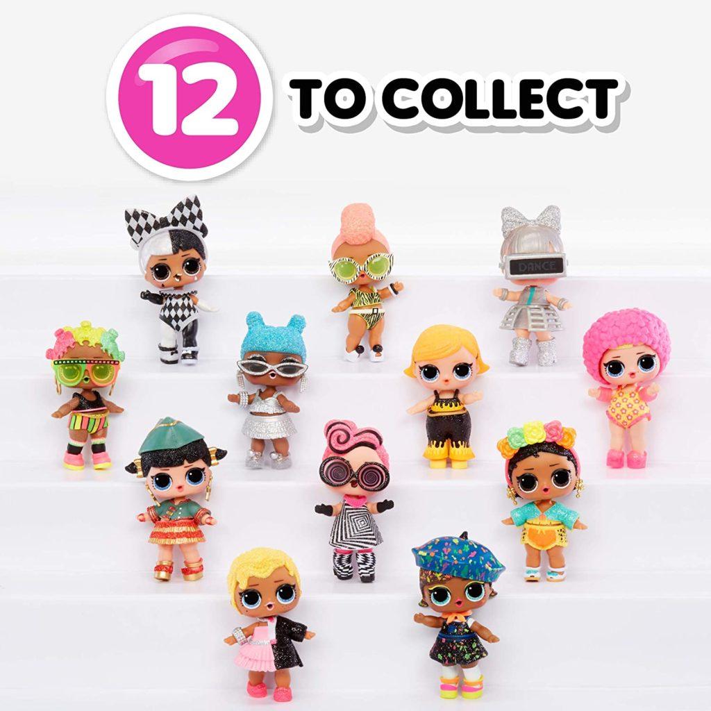 L.O.L.Surprise! Lights Glitter Dolls