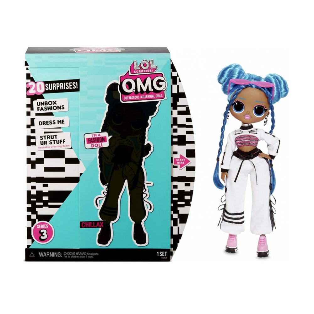 L.O.L. Surprise! O.M.G. Chillax Doll