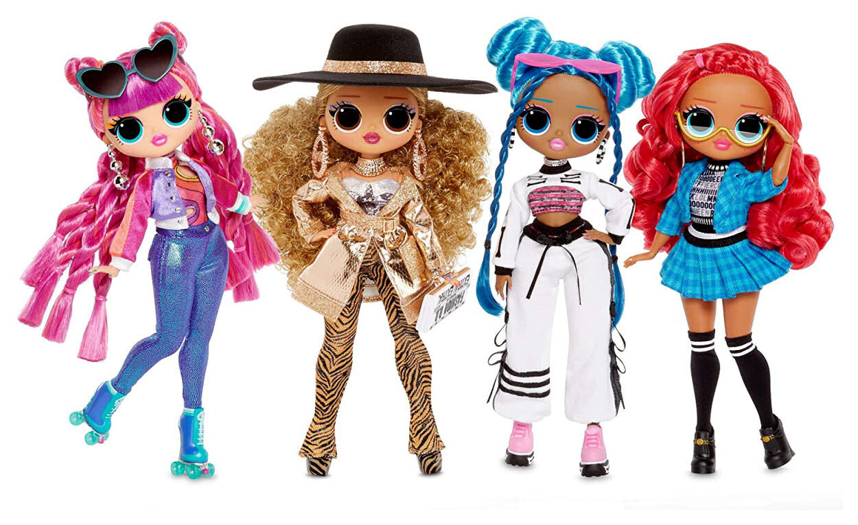 L.O.L. Surprise! OMG Dolls Series 3