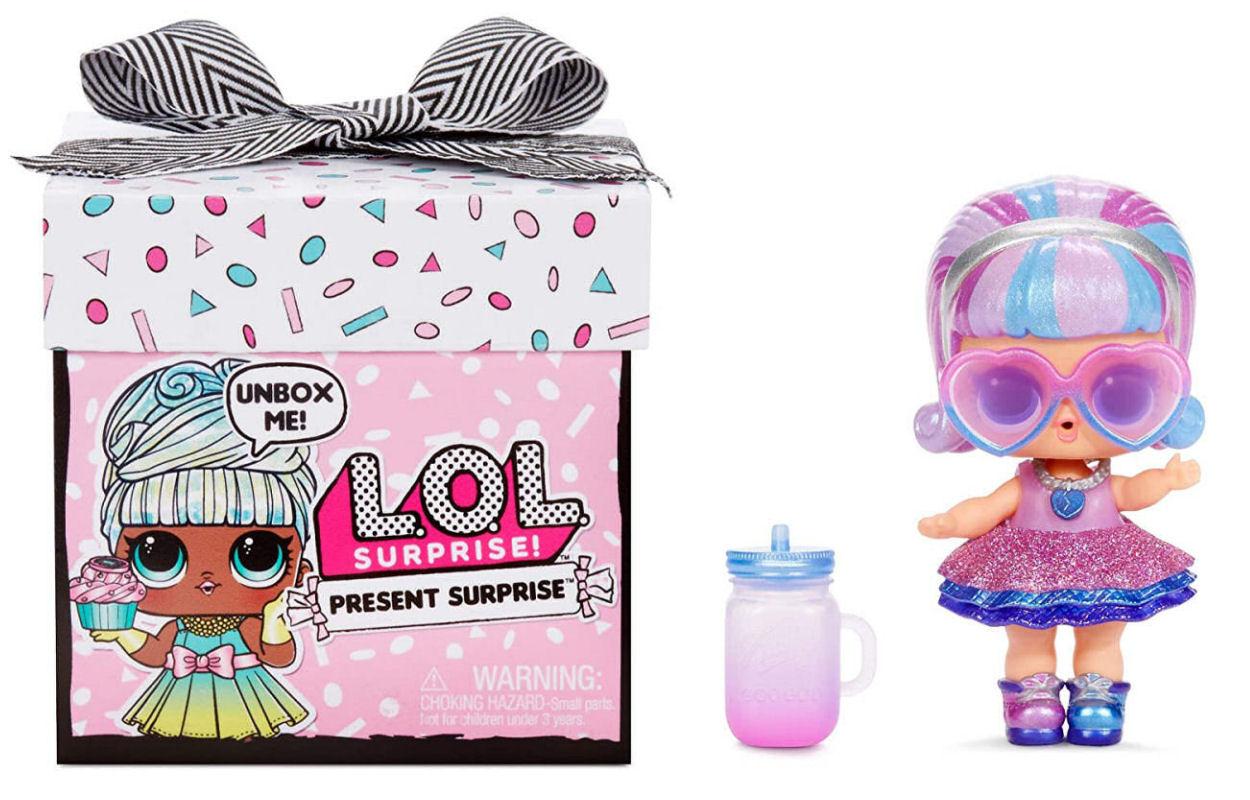 L.O.L. Surprise Present Surprise Dolls