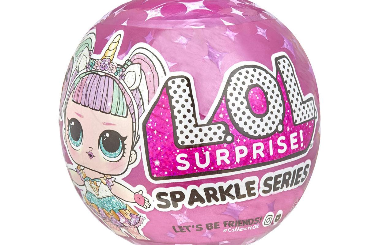 LOL Surprise Sparkle Series Dolls