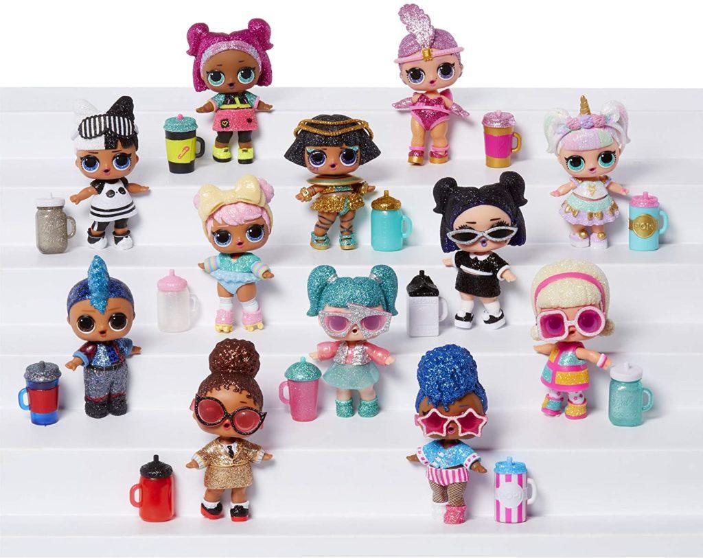 All L.O.L Sparkle Series 1 Dolls