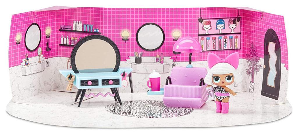 LOL Surprise Furniture Salon with Diva