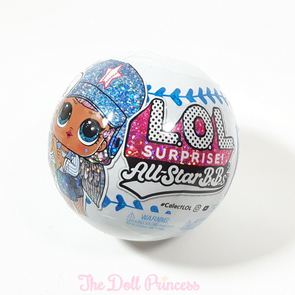 LOL Surprise All Star BBs Lucky Stars team ball unboxing