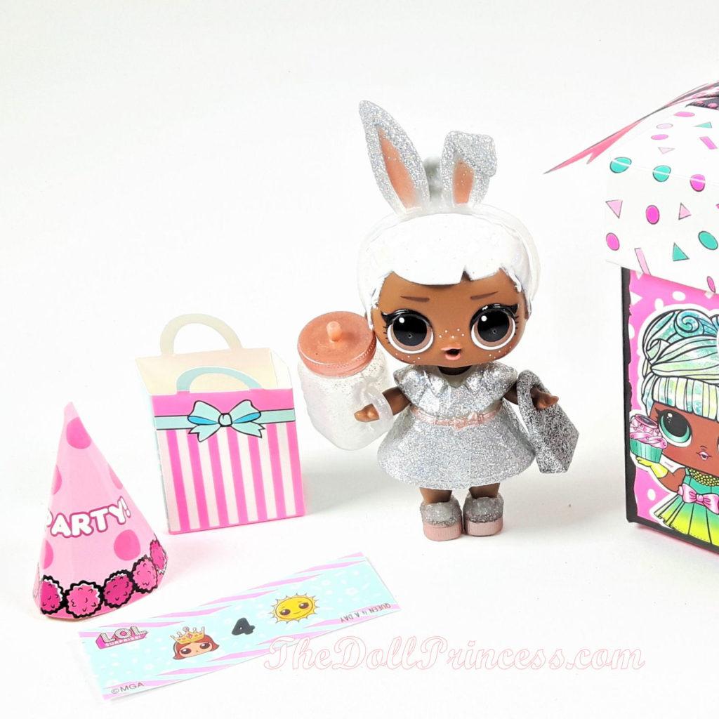 L.O.L. Surprise Present Surprise Doll Carats