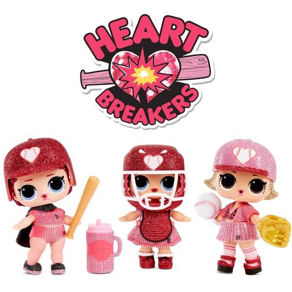 L.O.L. Surprise All Star BB´s Heartbrakers