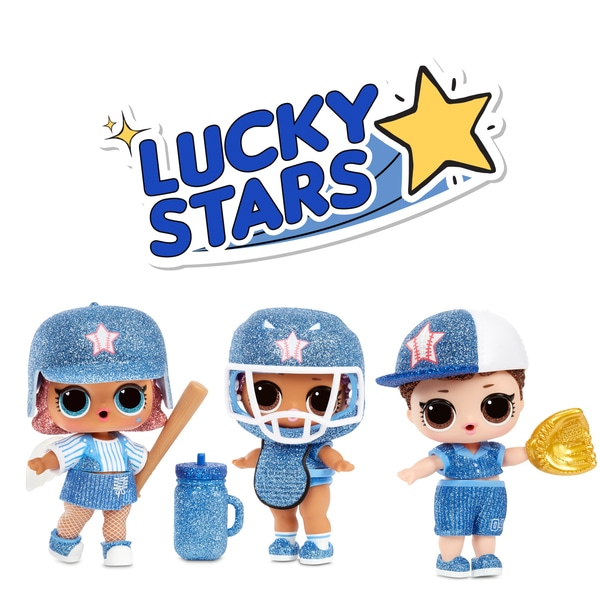 L.O.L. Surprise All Star BB´s Lucky Stars