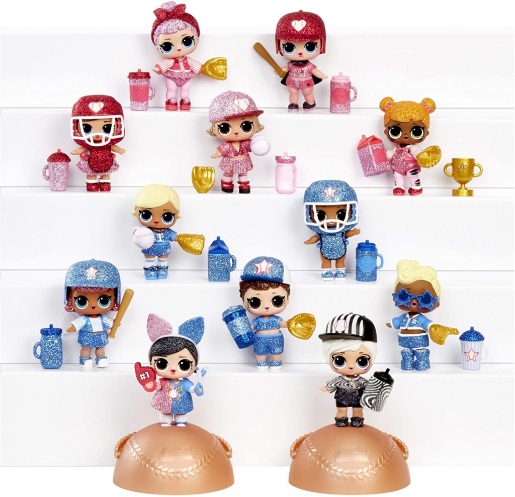 L.O.L. Surprise! All Star BB´s Dolls