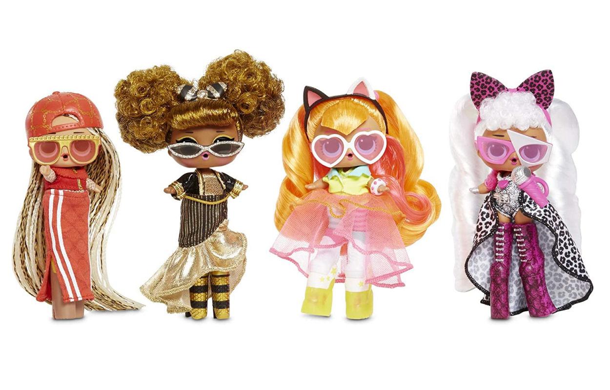 L.O.L. Surprise! J.K. Dolls Series 1