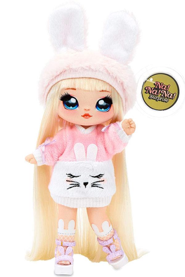 Na Na Na Surprise Backpack Bedroom Doll Pink