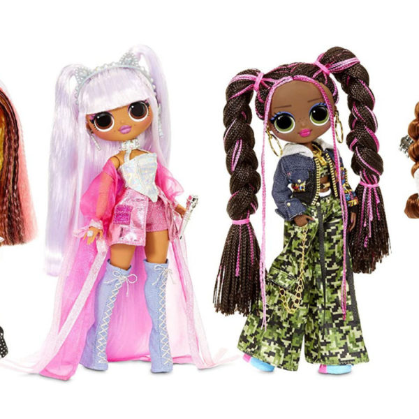 L.O.L Surprise! O.M.G. Remix Fashion Dolls
