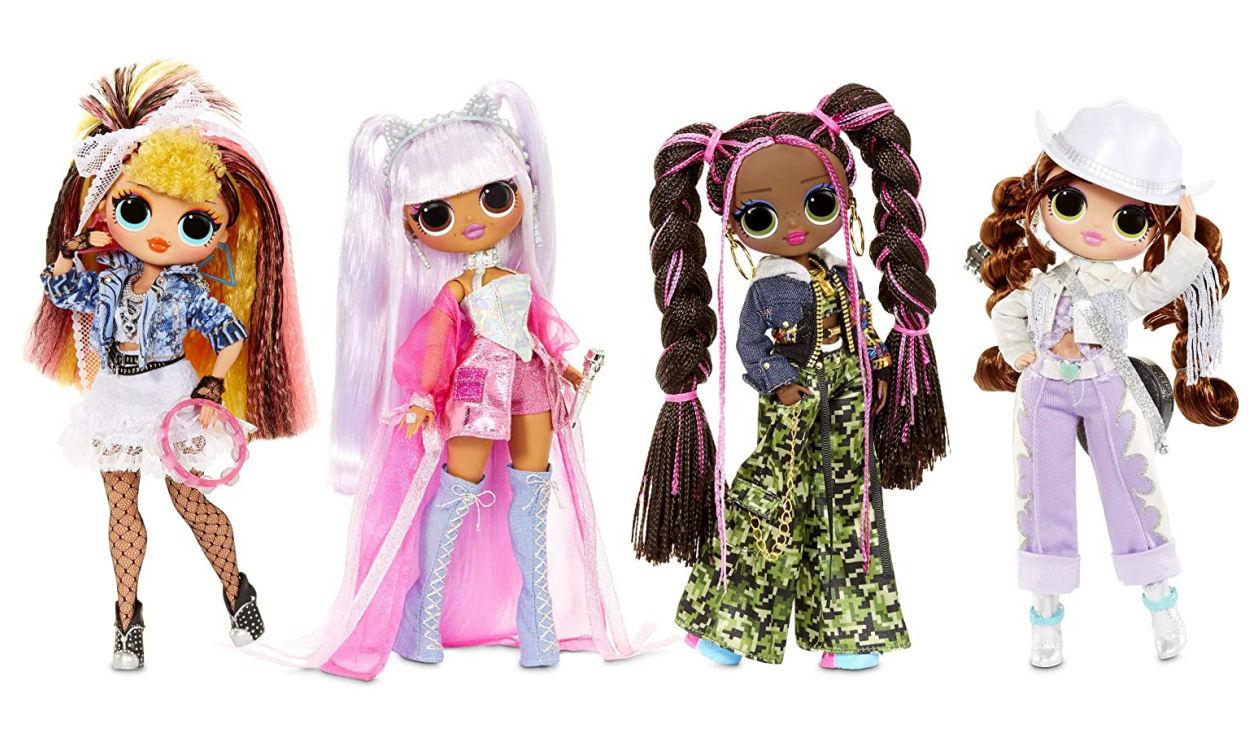 L.O.L Surprise! O.M.G. Remix Fashion Dolls