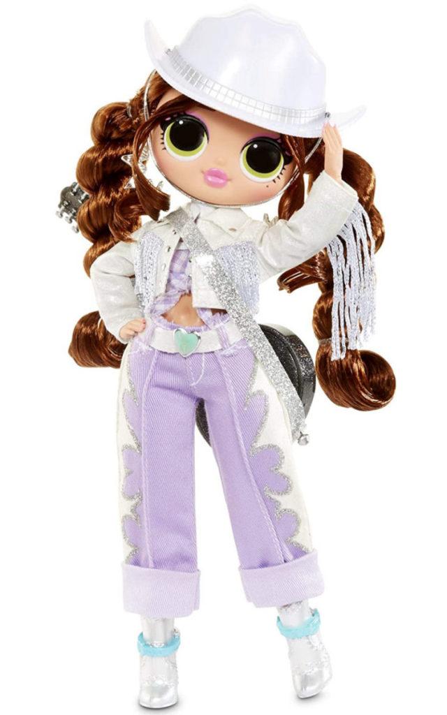L.O.L. Surprise! Remix OMG Lonestar fashion doll