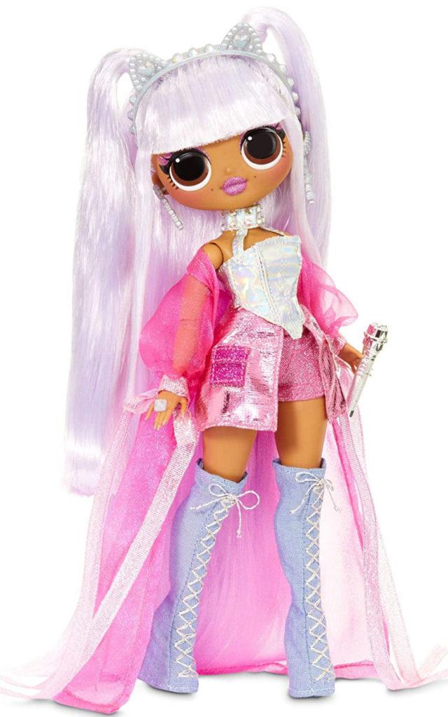 L.O.L. Surprise! Remix OMG Kitty K fashion doll