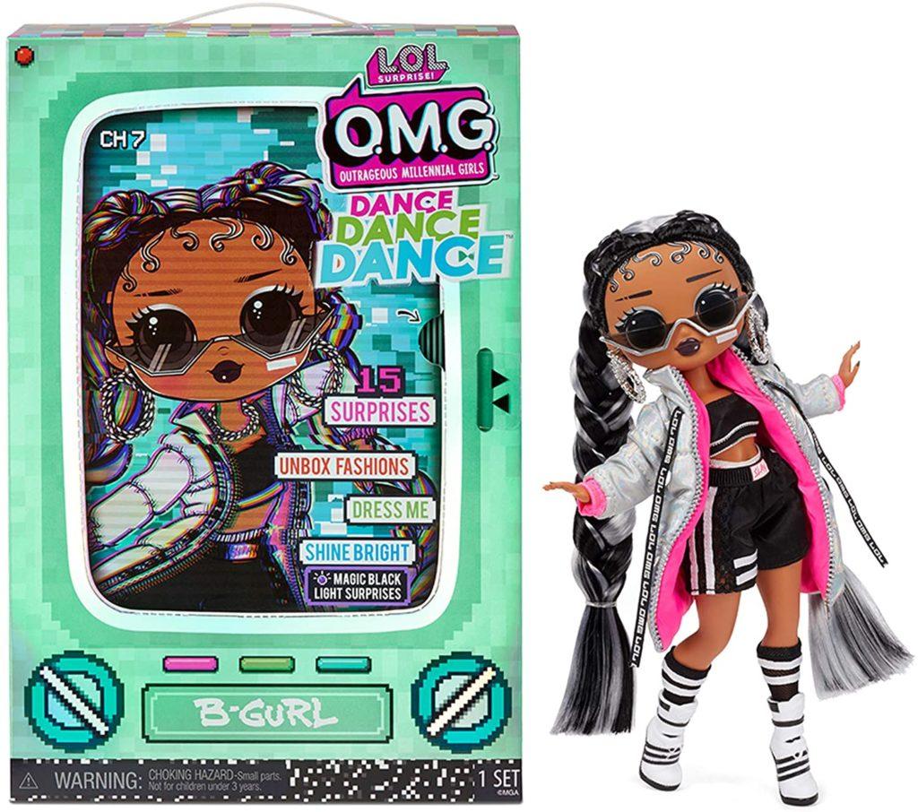 LOL Surprise OMG Dance Dance Dance B-Gurl Doll