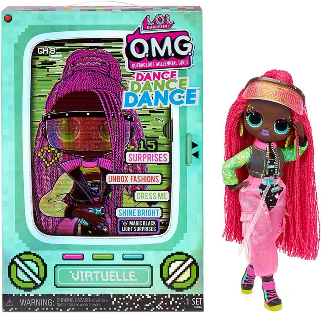 LOL Surprise OMG Dance Dance Dance Virtuelle Doll