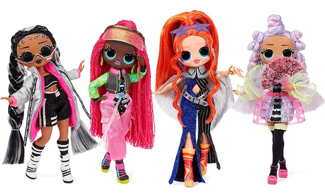 L.O.L. Surprise OMG Dance-Dance-Dance Dolls